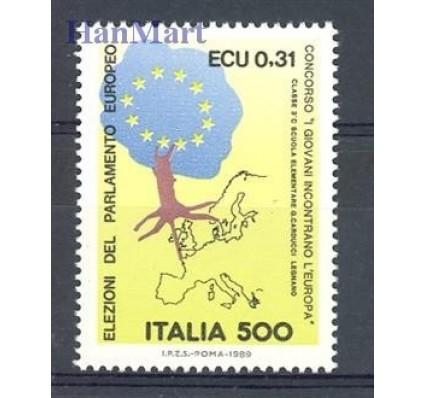 Znaczek Włochy 1989 Mi 2083 Czyste **