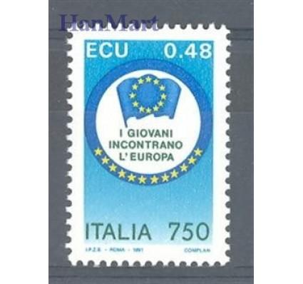 Znaczek Włochy 1991 Mi 2175 Czyste **