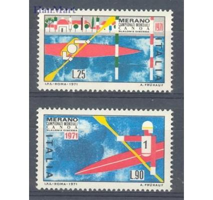 Znaczek Włochy 1971 Mi 1339-1340 Czyste **