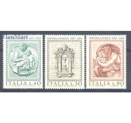 Włochy 1975 Mi 1483-1485 Czyste **