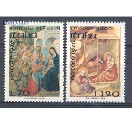 Znaczek Włochy 1976 Mi 1555-1556 Czyste **