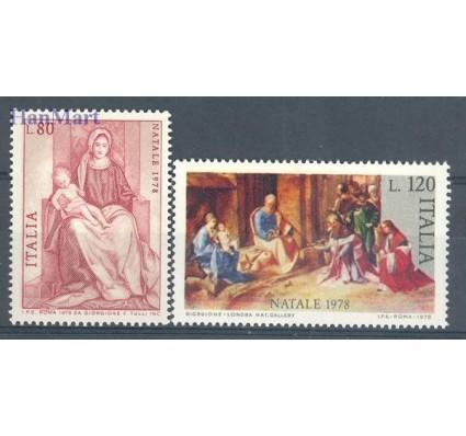 Znaczek Włochy 1978 Mi 1630-1631 Czyste **