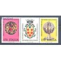 Włochy 1980 Mi 1698-1699 Czyste **