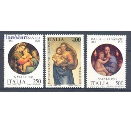 Znaczek Włochy 1983 Mi 1861-1863 Czyste **
