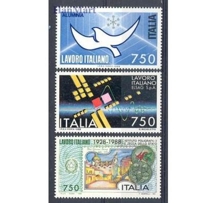 Znaczek Włochy 1988 Mi 2063-2065 Czyste **