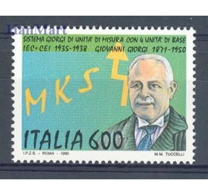 Znaczek Włochy 1990 Mi 2147 Czyste **