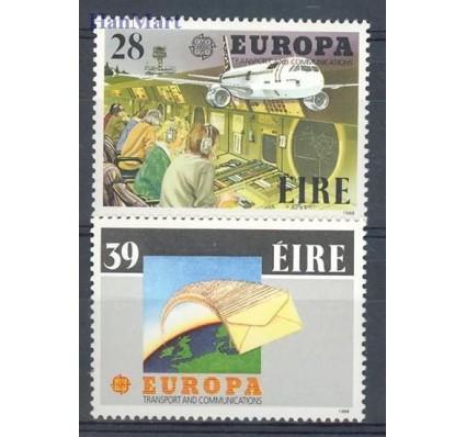 Znaczek Irlandia 1988 Mi 650-651 Czyste **