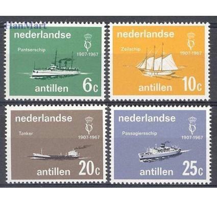 Znaczek Antyle Holenderskie 1967 Mi 174-177 Czyste **