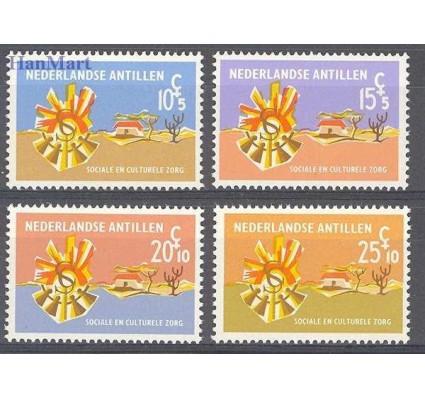 Znaczek Antyle Holenderskie 1968 Mi 190-193 Czyste **