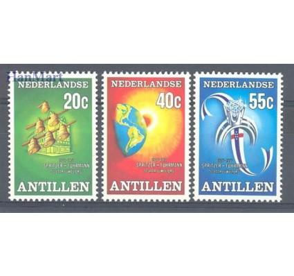 Znaczek Antyle Holenderskie 1977 Mi 338-340 Czyste **