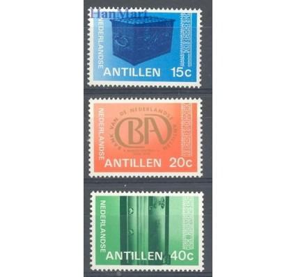 Znaczek Antyle Holenderskie 1978 Mi 352-354 Czyste **