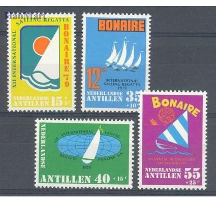 Znaczek Antyle Holenderskie 1979 Mi 391-394 Czyste **