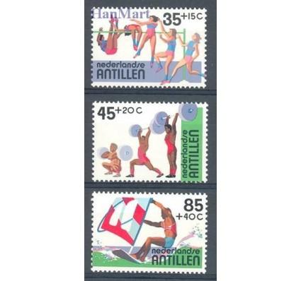 Znaczek Antyle Holenderskie 1983 Mi 487-489 Czyste **