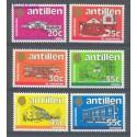 Antyle Holenderskie 1983 Mi 507-512 Czyste **