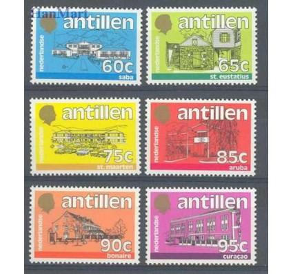 Znaczek Antyle Holenderskie 1984 Mi 530-535 Czyste **