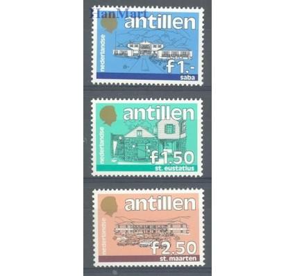 Znaczek Antyle Holenderskie 1985 Mi 575-577 Czyste **
