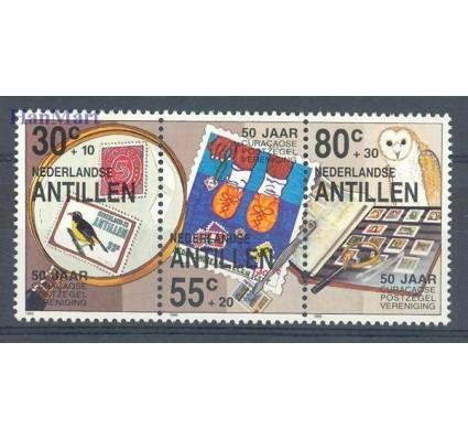 Znaczek Antyle Holenderskie 1989 Mi 652-654 Czyste **