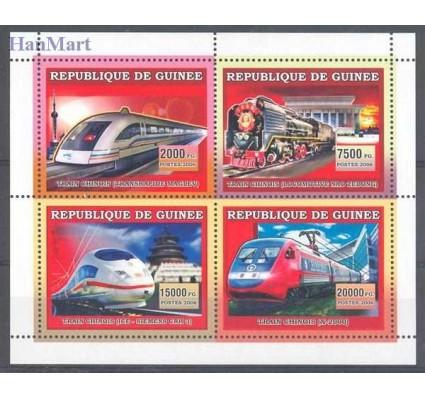 Znaczek Gwinea 2006 Mi 4385-4388 Czyste **