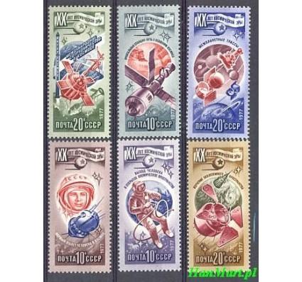 ZSRR 1977 Mi 4648-4653 Czyste **