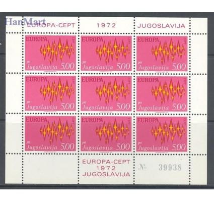 Znaczek Jugosławia 1972 Mi ark 1457-1458 Czyste **