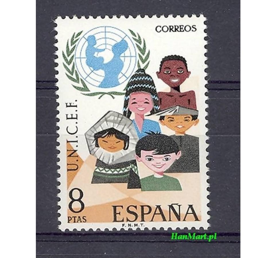 Hiszpania 1971 Mi 1949 Czyste **