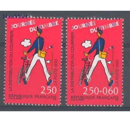 Znaczek Francja 1993 Mi 2939-2940x Czyste **