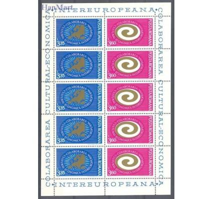 Znaczek Rumunia 1973 Mi 3120-3121 Czyste **