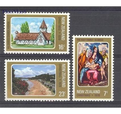 Znaczek Nowa Zelandia 1978 Mi 757-759 Czyste **