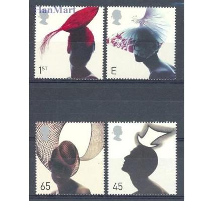 Znaczek Wielka Brytania 2001 Mi 1938-1941 Czyste **