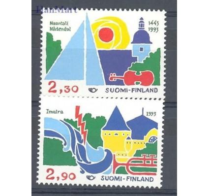 Znaczek Finlandia 1993 Mi 1210-1211 Czyste **