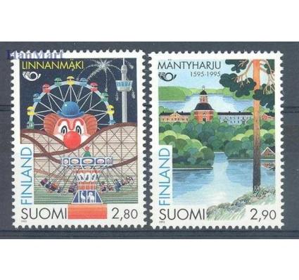 Znaczek Finlandia 1995 Mi 1302-1303 Czyste **