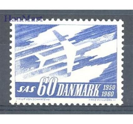 Znaczek Dania 1961 Mi 388x Czyste **