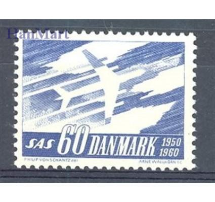 Znaczek Dania 1961 Mi 388y Czyste **