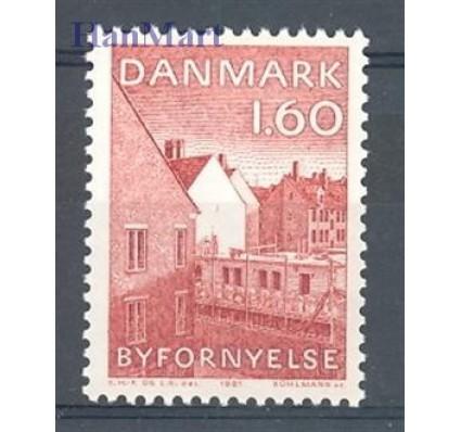 Znaczek Dania 1981 Mi 738 Czyste **