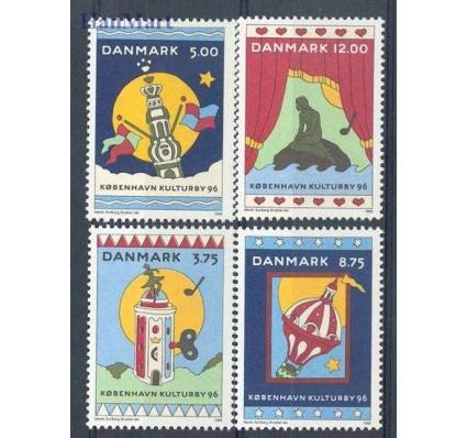Znaczek Dania 1996 Mi 1116-1119 Czyste **