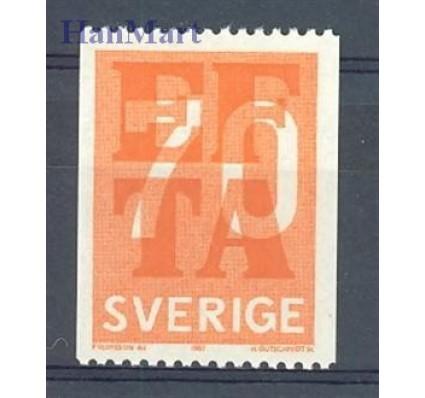 Znaczek Szwecja 1967 Mi 573 Czyste **
