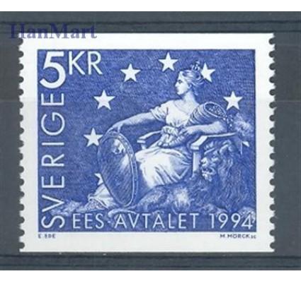 Znaczek Szwecja 1994 Mi 1811 Czyste **