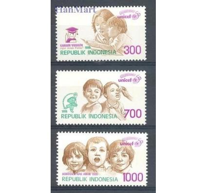 Znaczek Indonezja 1996 Mi 1638-1640 Czyste **