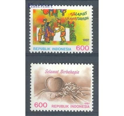 Indonezja 1997 Mi 1682-1683 Czyste **