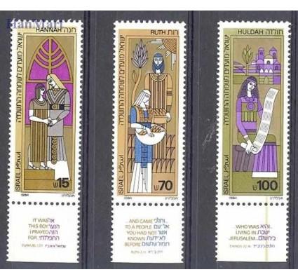 Znaczek Izrael 1984 Mi 972-974 Czyste **