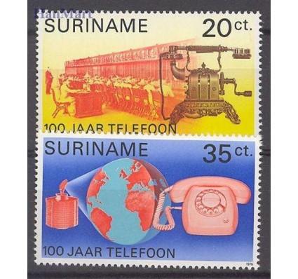 Znaczek Surinam 1976 Mi 730-731 Czyste **