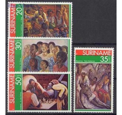Znaczek Surinam 1976 Mi 732-735 Czyste **