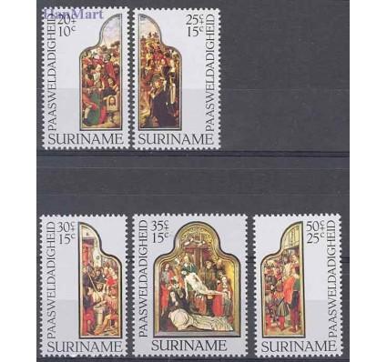 Znaczek Surinam 1977 Mi 759-763 Czyste **