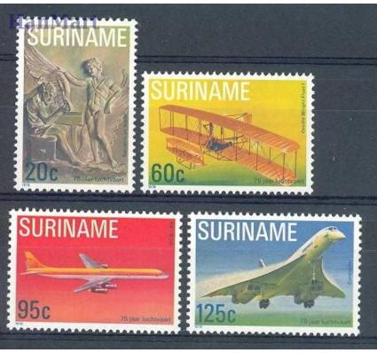 Znaczek Surinam 1978 Mi 849-852 Czyste **