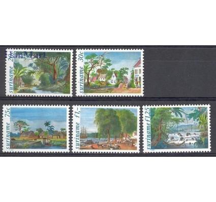 Znaczek Surinam 1981 Mi 957-961 Czyste **