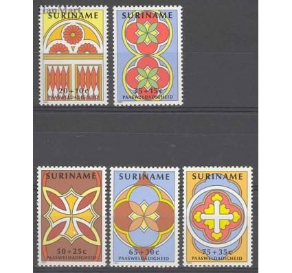 Znaczek Surinam 1982 Mi 978-982 Czyste **