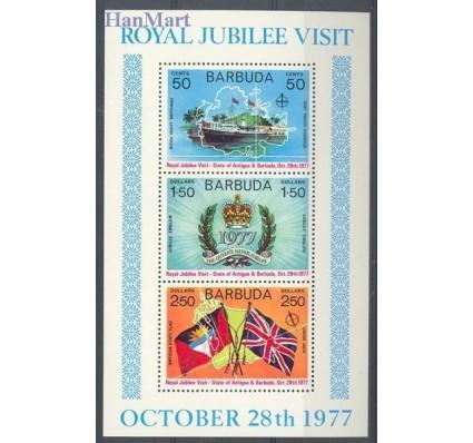 Znaczek Barbuda 1977 Mi bl 26 Czyste **