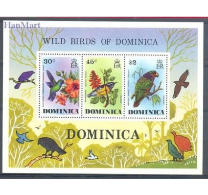 Znaczek Dominika 1976 Mi bl 36 Czyste **