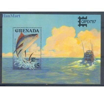 Znaczek Grenada 1987 Mi bl 185 Czyste **