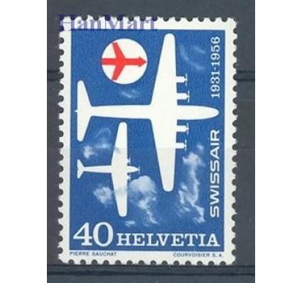 Znaczek Szwajcaria 1956 Mi 626 Czyste **